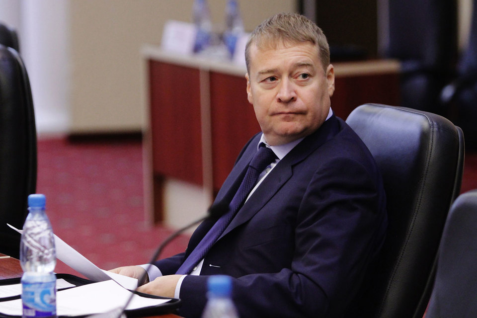 Леонид Маркелов расхотел быть главой республики через полтора года после переизбрания