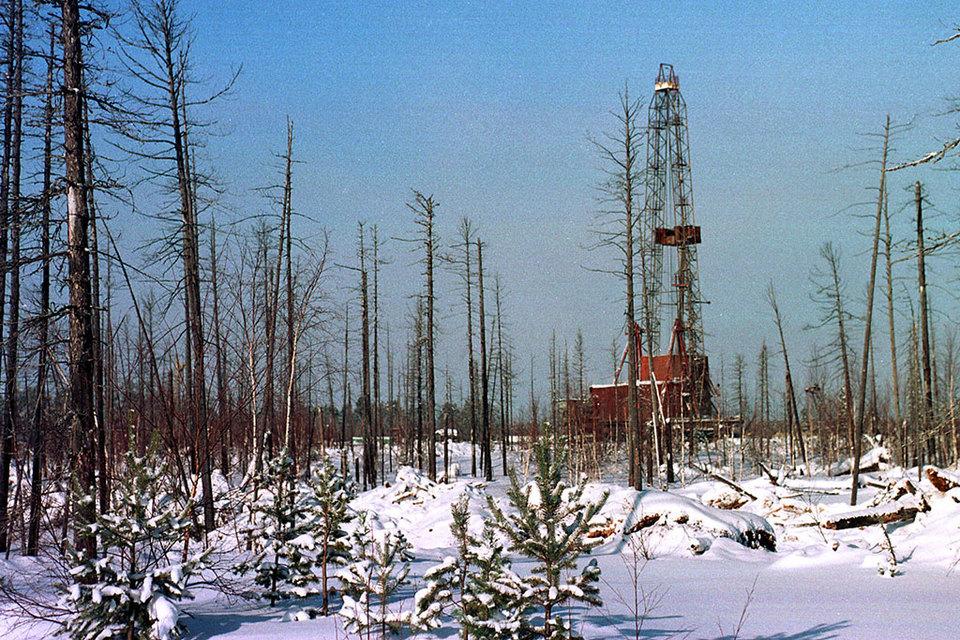 Эргинское – одно из последних крупных месторождений нефти в нераспределенном фонде