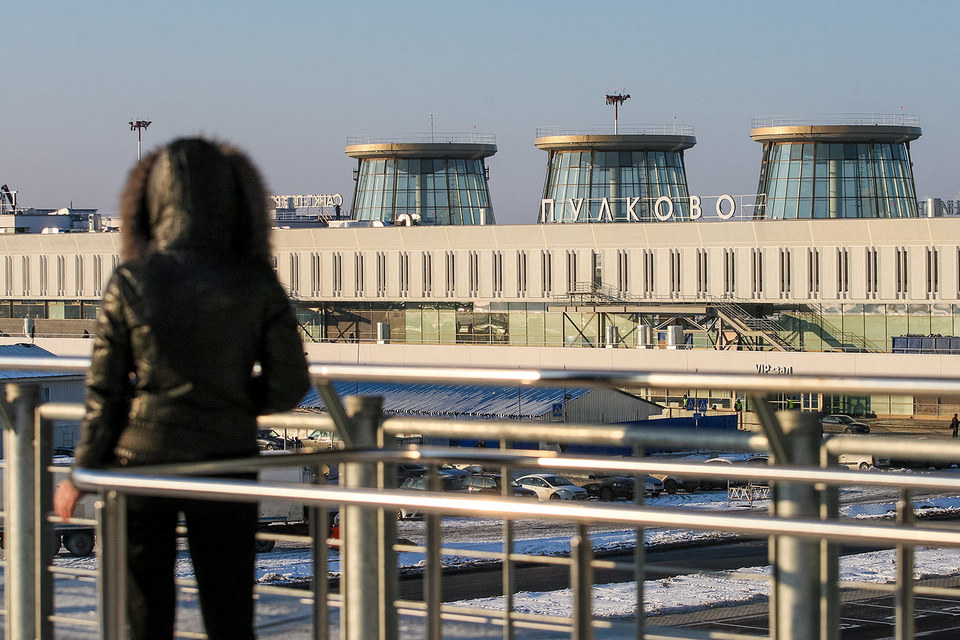 «Возрождение» будет реконструировать перрон № 3 аэропорта «Пулково»