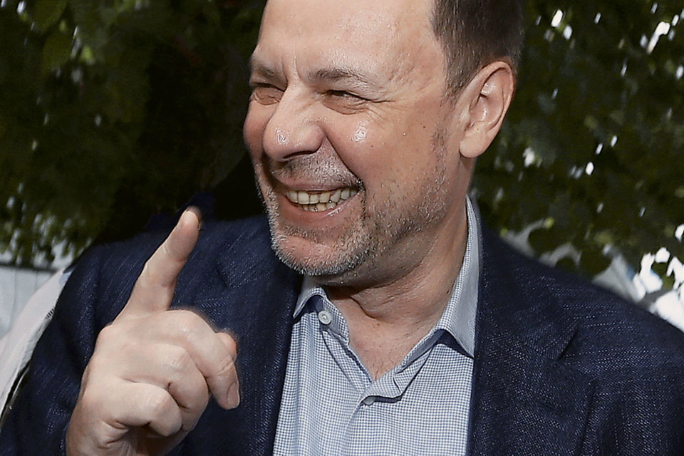 Рекламщики надеются, что Сергей Васильев готов к серьезным нагрузкам