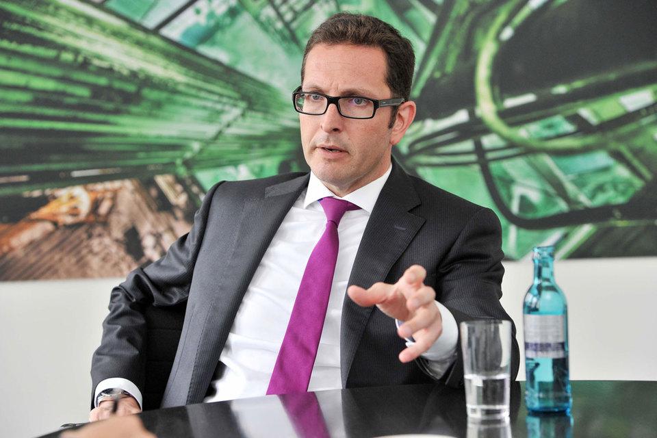 Председатель правления Wintershall Holding GmbH Марио Мерен