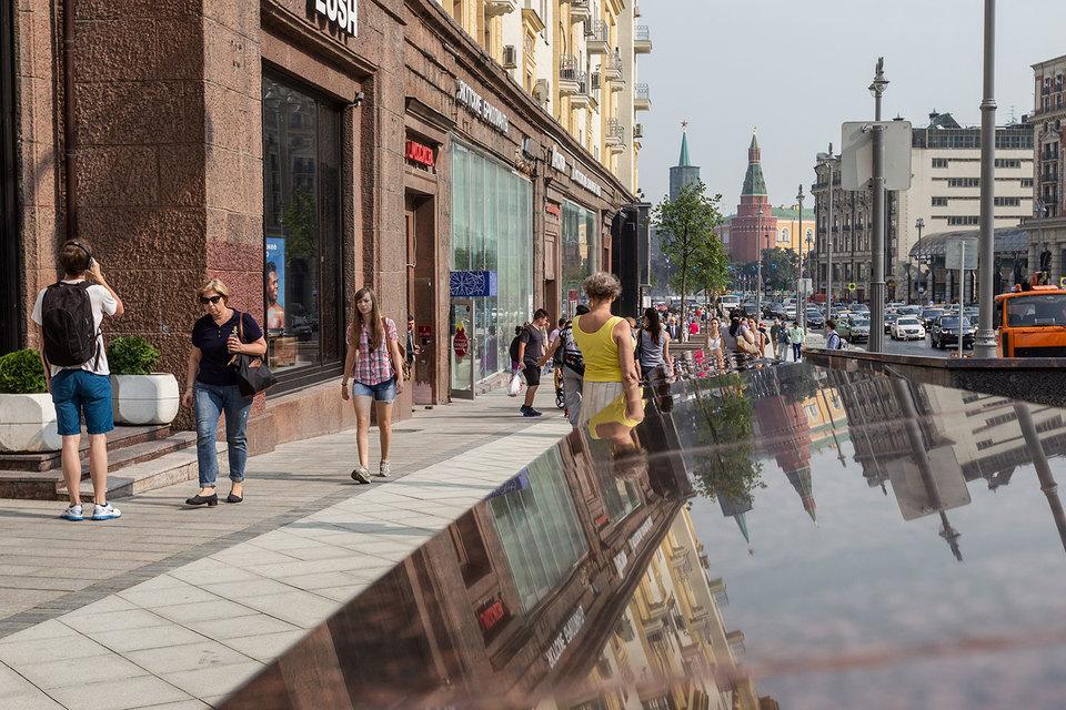 На Тверскую после реконструкции возвращаются магазины