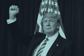Дональд Трамп — человек недели