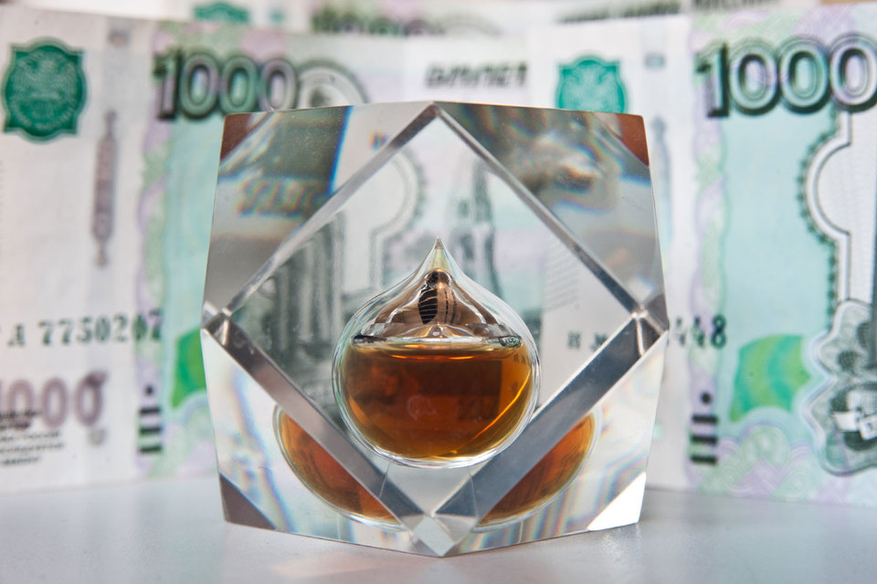 Россия рассчитывала на более высокие цены на нефть