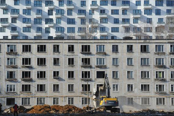Как Москва выберет дома для сноса по программе реновации