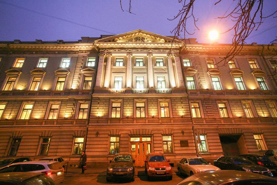 «Балтстрой» потерял контракт на реконструкцию Петербургской консерватории
