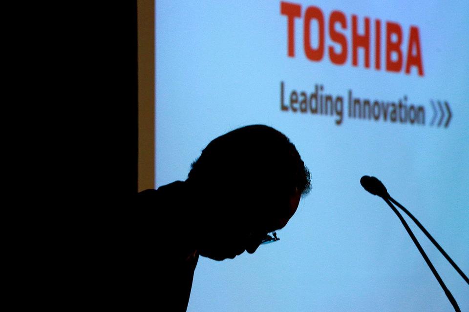 Чтобы сохранить компанию, руководство Toshiba намерено продать часть активов