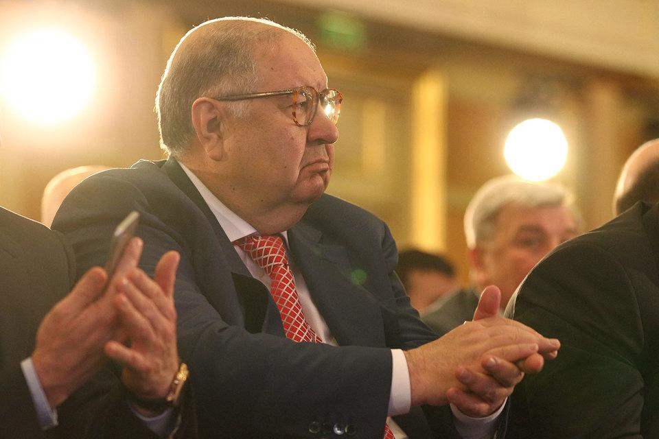 Среди владельцев доставшейся Усманову земли в Успенском когда-то были люди, связанные с «Газпромом»