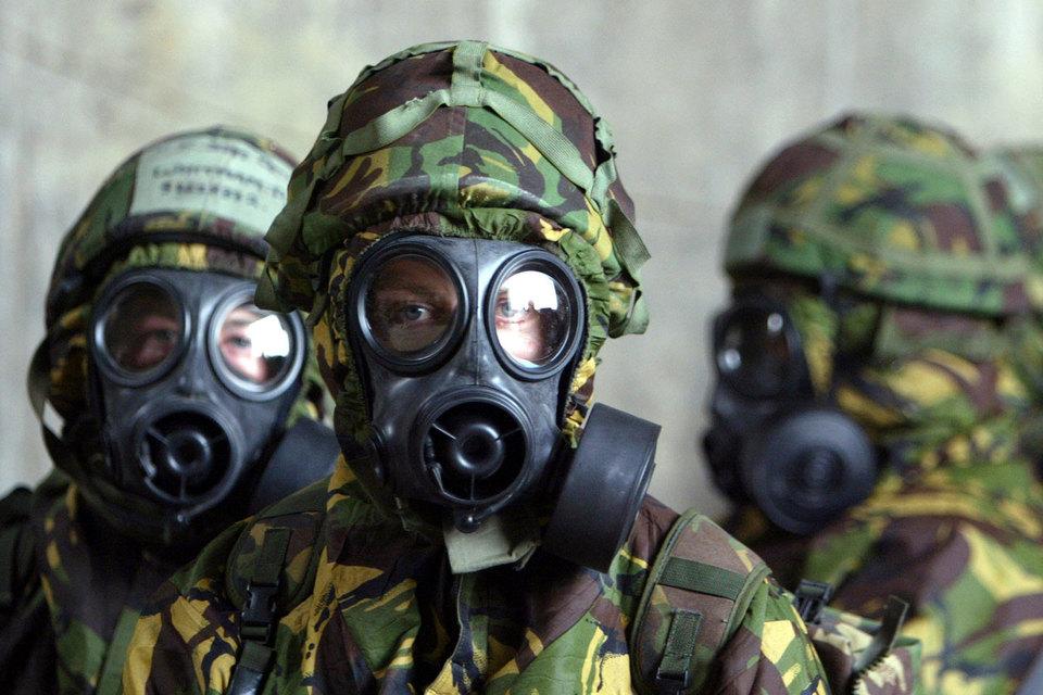Президент Владимир Путин во вторник заявил, что химический инцидент в Сирии напомнил ему 2003 год, когда под надуманным предлогом незаконного хранения химоружия коалиция во главе с США вторглась в Ирак