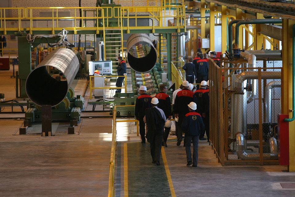 Администрация Петербурга выставит на аукцион право аренды участка площадью 5,6 га на территории «Ижорских заводов»