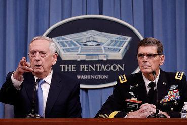 По мнению Вашингтона, химическое оружие использовали силы Асада, а Россия пытается его прикрыть