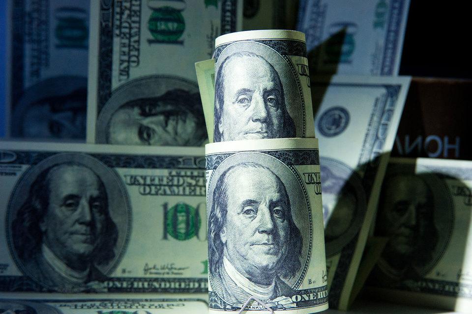 Америка не может расстаться с банкнотами
