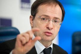 Министр культуры Владимир Мединский недоволен тем, как тратятся бюджетные средства на кино