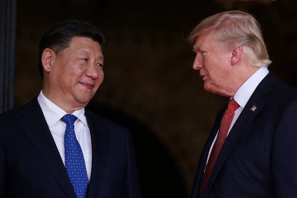 Дональд Трамп хочет, чтобы Си Цзиньпин помог ему обуздать Ким Чен Ына