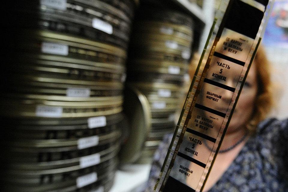 Фонд в приоритетном порядке финансирует проекты крупнейших кинокомпаний