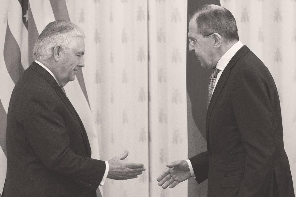 Ультиматум, который мог бы привезти министру иностранных дел России Сергею Лаврову госсекретарь США Рекс Тиллерсон, доставлен не был