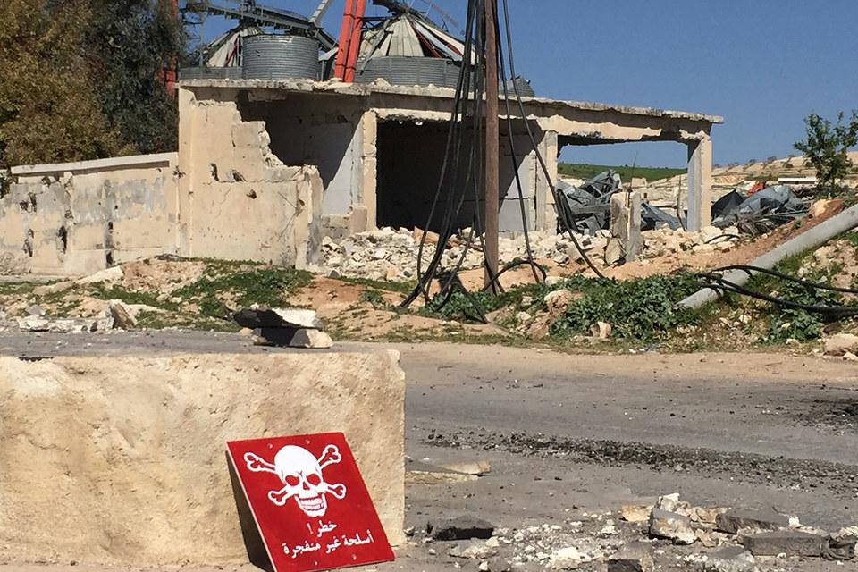 Ракетный удар США не изменил положение на сирийских фронтах