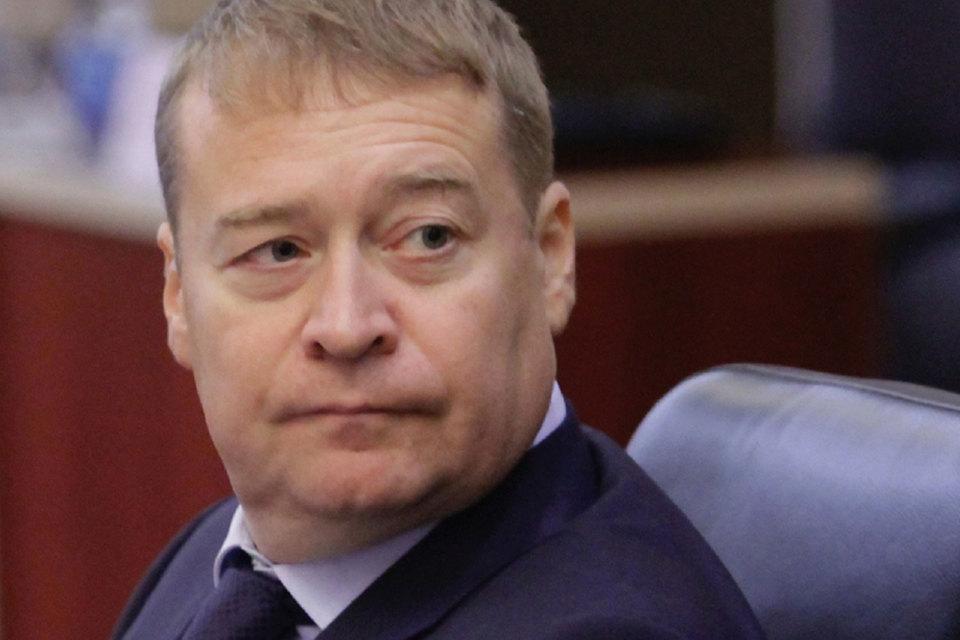 Экс-глава Марийской республики Леонид Маркелов арестован через неделю после добровольной отставки