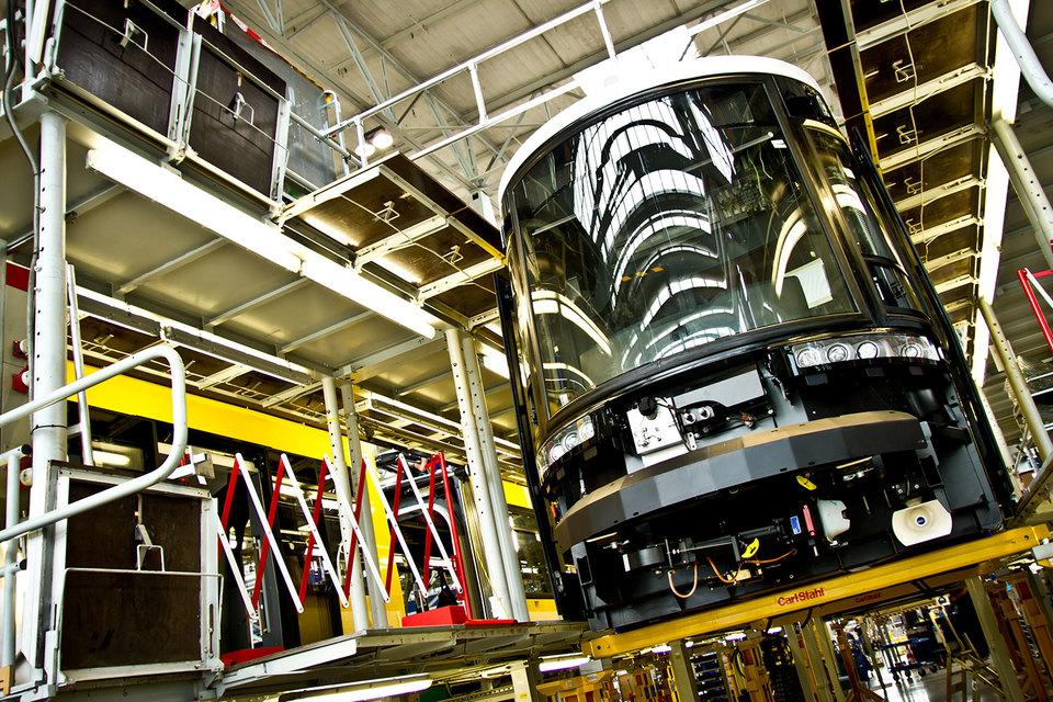 Bombardier – крупный производитель региональных поездов и уже является крупнейшим поставщиком пассажирских поездов в развитых странах