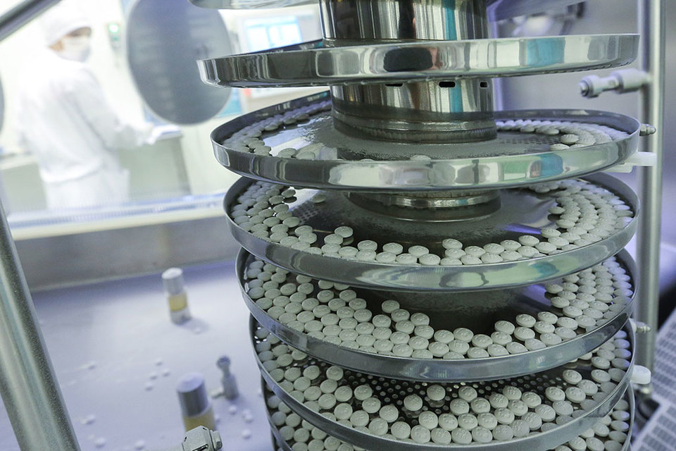 Антимонопольная служба разрешила компании «Р-фарм» приобрести 26% оптового поставщика лекарств АО «Русмедком»