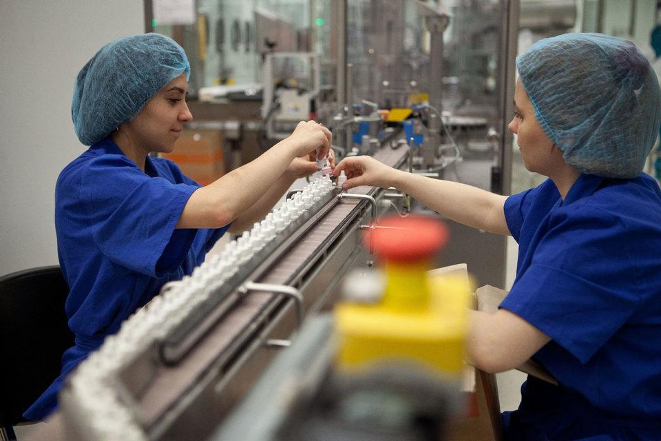 Производители лекарств рассчитывают на рост за счет импортозамещения