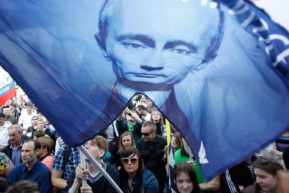 Сомнения у экспертов вызывает не победа Владимира Путина, а энтузиазм избирателей