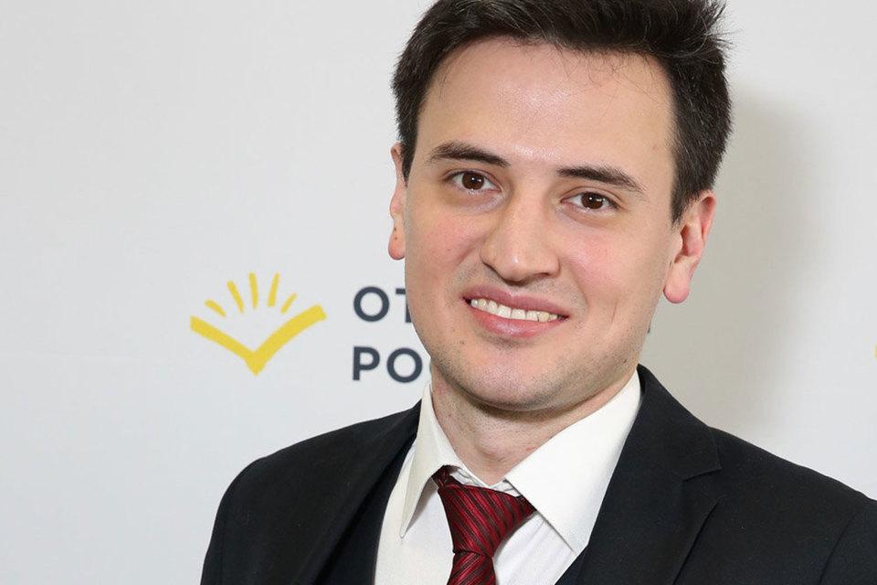 Александр Соловьев выбран  новым председателем «Открытой России»