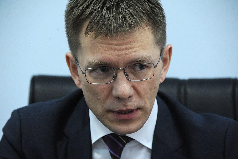 Гендиректор страховой компании «Югория» Алексей Охлопков