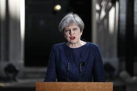 Ранее Тереза Мэй категорически отвергала возможность проведения досрочных выборов