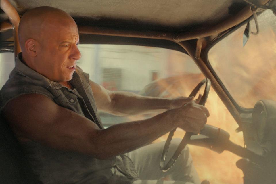 Голливудский «Форсаж-8» оправдал ожидания кинотеатров: по кассе фильм уже показал лучший старт года