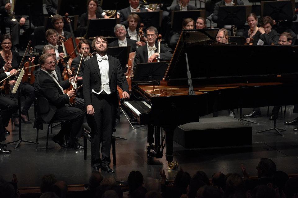 Российский пианист Даниил Трифонов стал новым любимцем Зальцбурга OFS