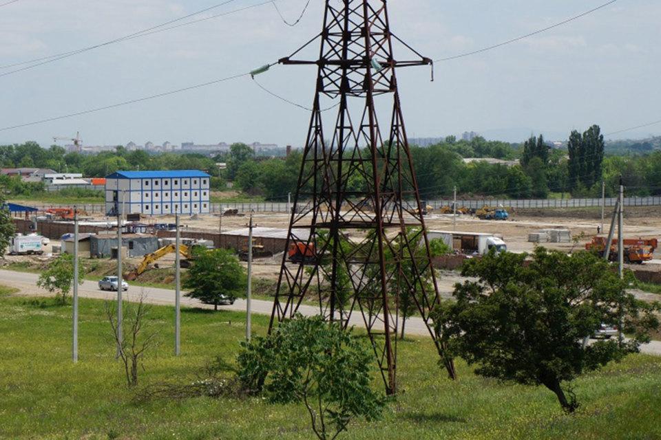 Строительство Грозненской ТЭС «Газпром энергохолдинг» начал в 2015 г.