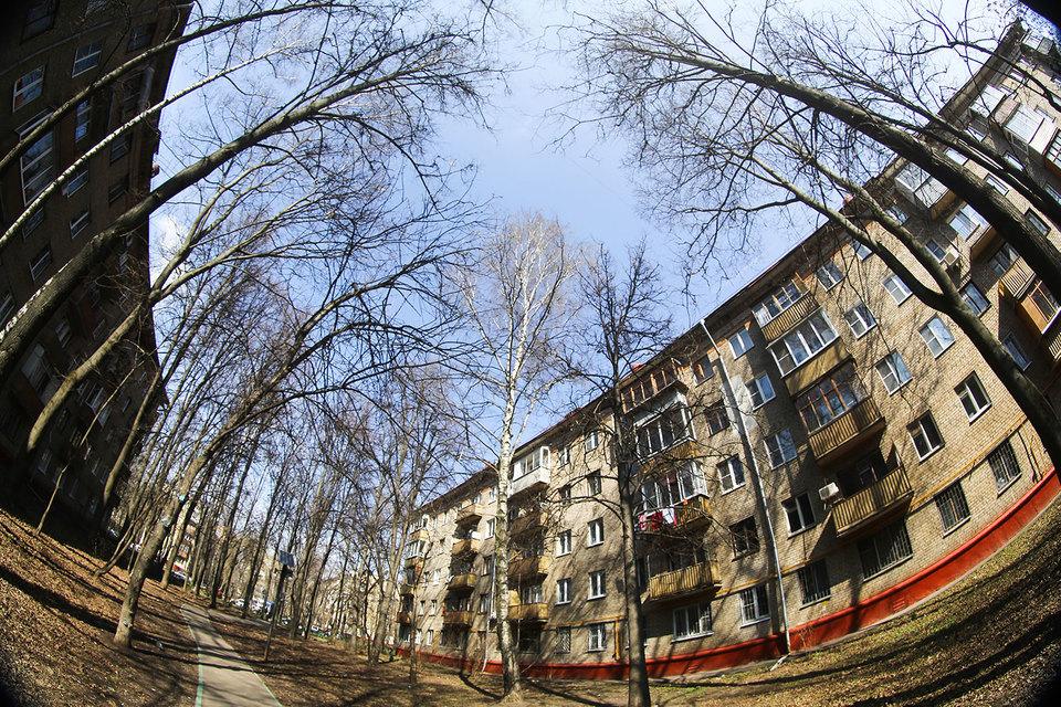 В Москве хотят снести 25 млн кв. м пятиэтажек
