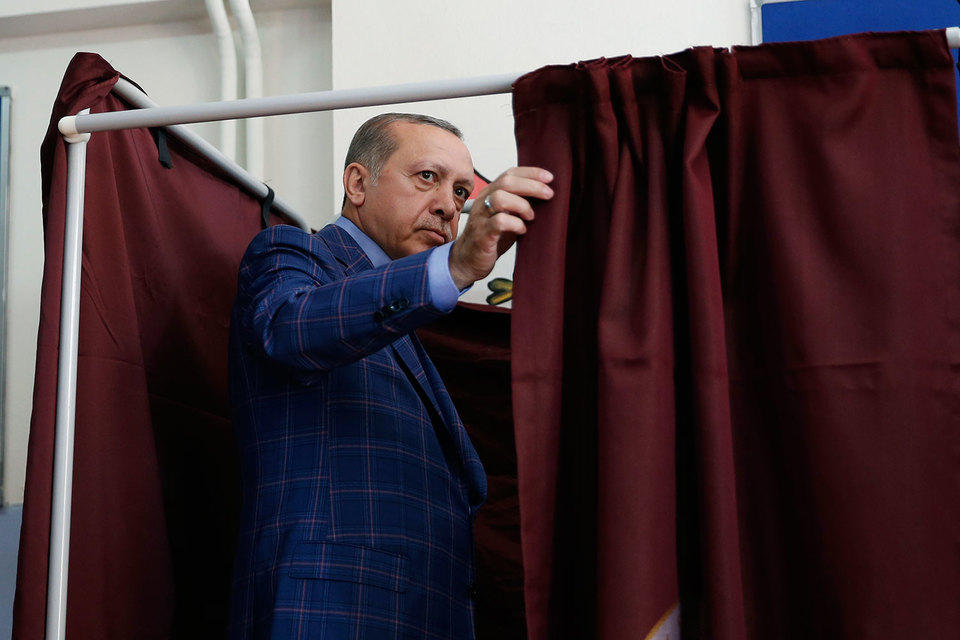 Президент Турции оставил оппозиции шанс на реванш