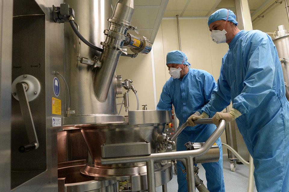 У «Рафармы» уникальный для России завод: здесь можно производить высокотоксичные антибиотики Сергей Пятаков