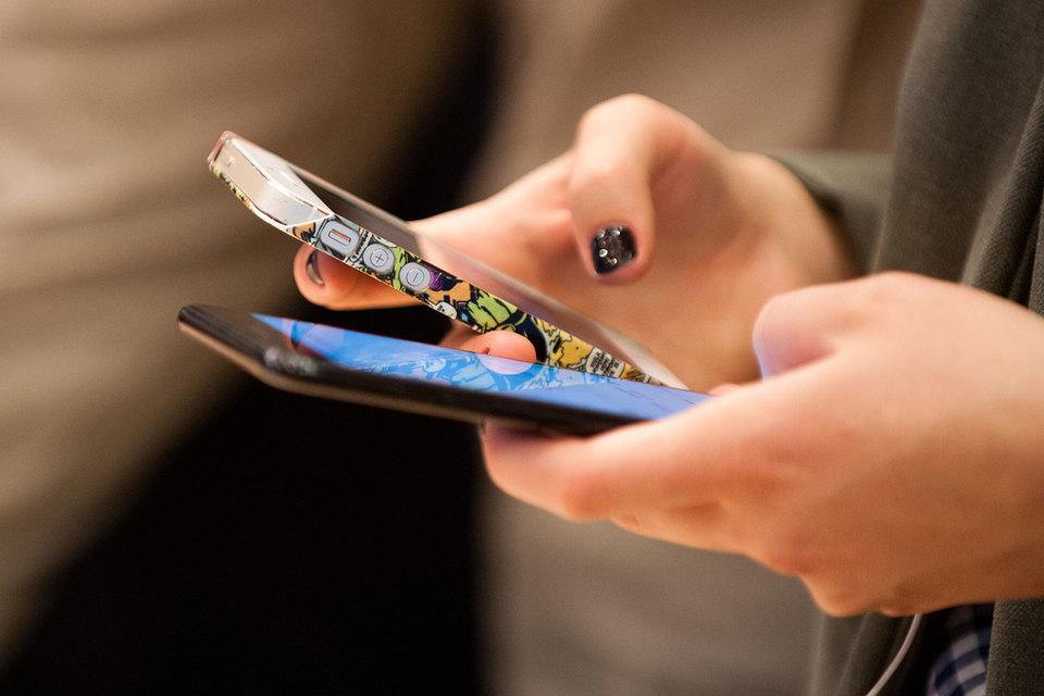 Мобильный интернет-трафик в России вырос в 2016 г. в 1,5 раза