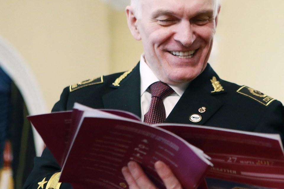 Ректор Горного университета Владимир Литвиненко увеличил долю в «Фосагро» с 14,54 до 19,35%