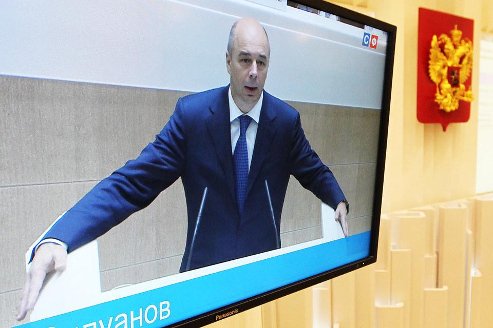 Силуанов поставил пять задач для роста экономики