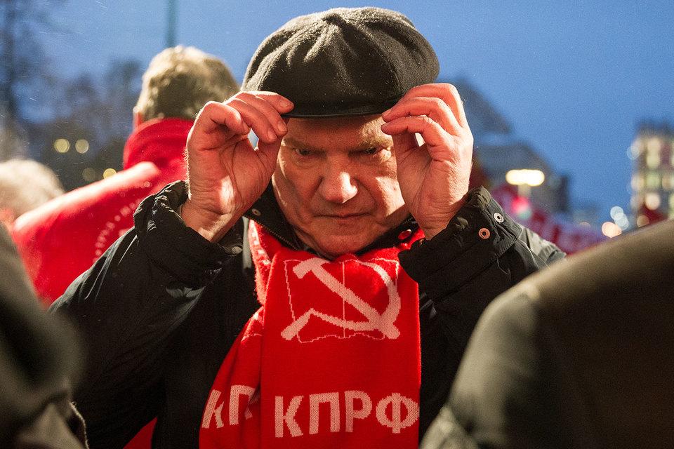 Геннадий Зюганов не торопится выдвигаться в президенты