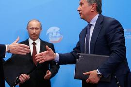 «Роснефть» может не дождаться ExxonMobile на шельфе Черного моря