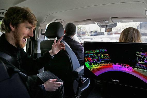 normal t1 Как американский предприниматель придумал «глаза» для беспилотного автомобиля