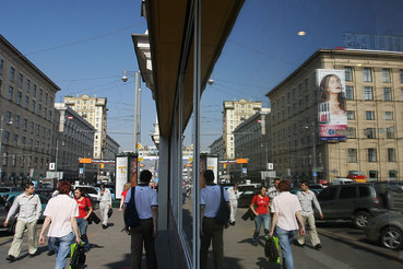 С приходом Сергея Собянина на пост мэра Москвы на участке на 1-й Тверской-Ямской улице город вместо гостиницы предложил разбить сквер и парковку