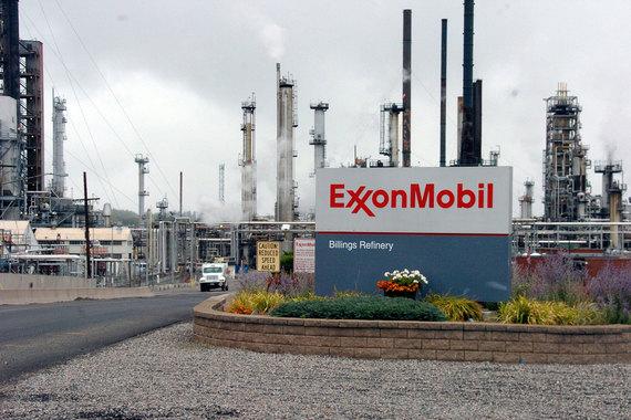 США не пустили ExxonMobil в Россию