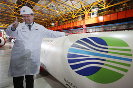 «Газпром» получит от пяти европейских компаний 4,75 млрд евро на «Северный поток – 2»
