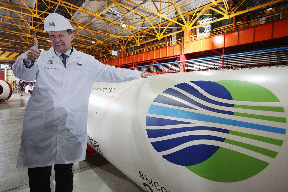 «Газпром»: европейские компании наполовину профинансируют «Северный поток— 2»