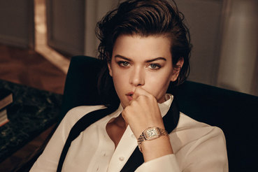 Первыми часами Cartier, доступными к покупке онлайн, станут Panthère de Cartier