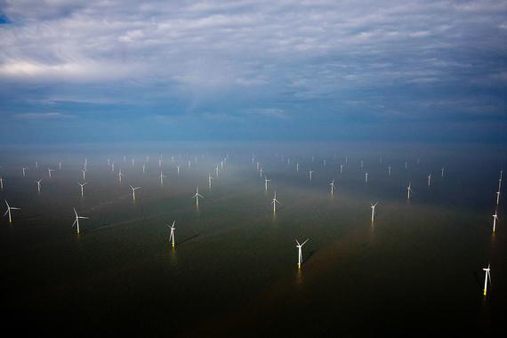 Великобритания перестает применять ископаемое топливо для электрогенерации