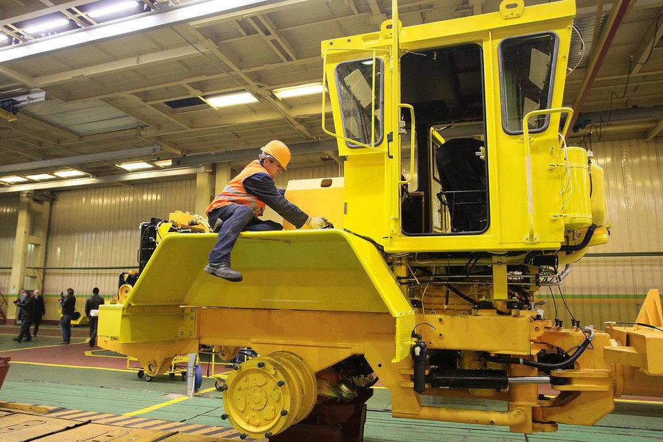«Петербургский тракторный завод» запустил новейшую линию посборке кабин