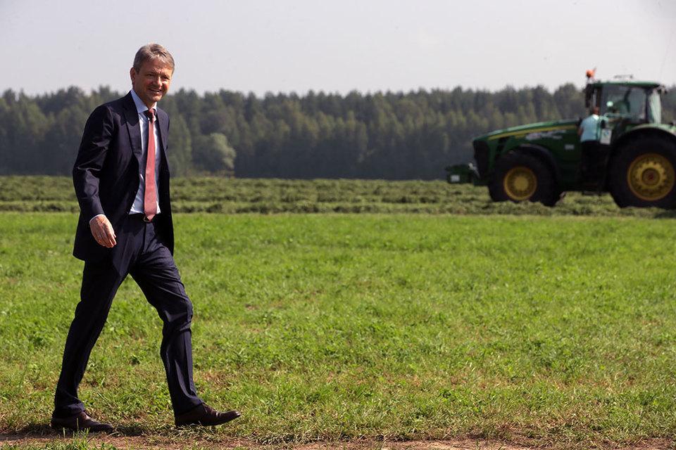 Агрокомплекс семьи руководителя Минсельхоза вошел втоп-5 землевладельцев Российской Федерации