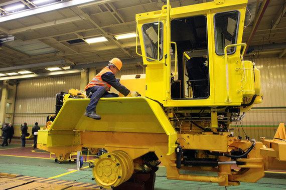 Петербургский тракторный завод за два года инвестирует в производство почти 4 млрд рублей и удвоит выпуск